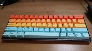Tai Hao Hawaii Keycaps for Ducky One 2 Mini