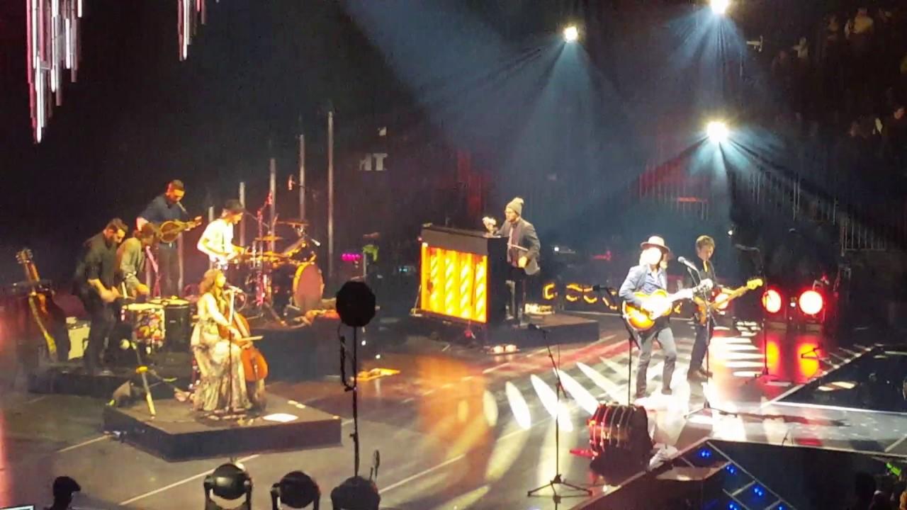 The Lumineers - Angela - Madison Square Garden 2.2.17