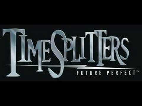 Timesplitters: Future Perfect- Title Screen