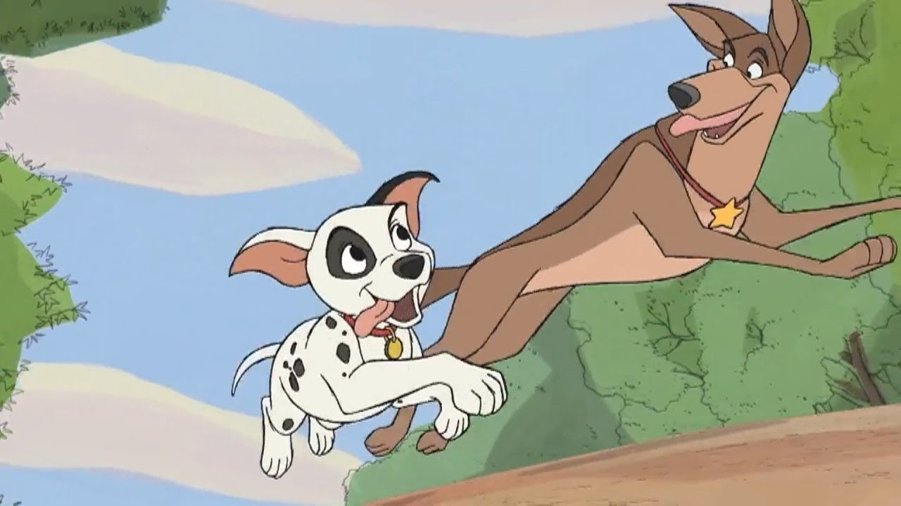 Download 101 Dalmatians 2 - Thunderbolt and Patch (Scene)