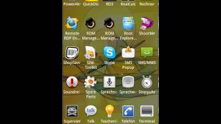 Android VNC Server Client example wlan #funrecycler