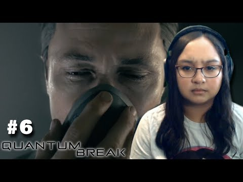 Running Out Of Time - Let's Play: Quantum Break Act 4 PC Gameplay Walkthrough Part 6