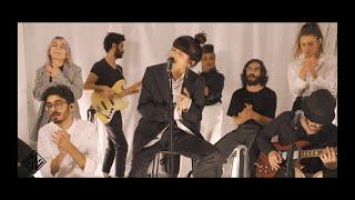 Noga Erez - NO news on TV [Live] - Kids Against The Machine Vol . 2