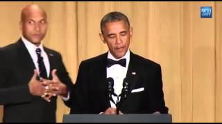 Barack Obama Full Speech 2015 White House Correspondents Dinner | FUNNY!