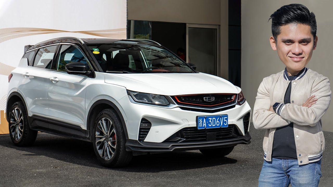 First Look New Proton X50 The 2019 Geely Binyue 1 5 Turbo Youtube