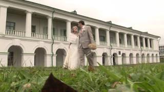 Свадьба в Томске. Свадебный клип 6 октября 2007