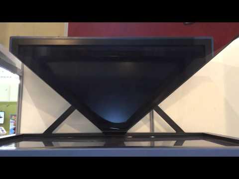 Moscow Pyramid 3D Video Presentation