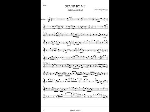 stand by me - eric marienthal