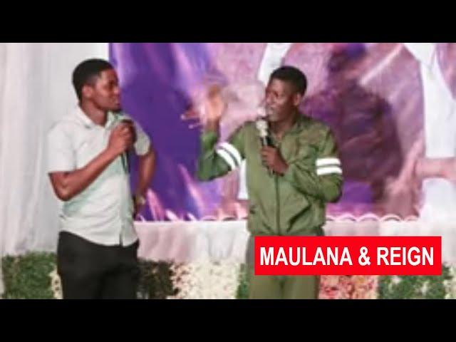 MAULANA AND REIGN COMEDY |OKWANJULA KWA REMA NAMAKULA NE SSEBUNYA
