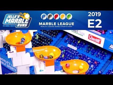 Marble Race: MarbleLympics 2019 E2 - Funnel Race