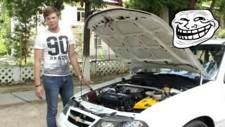 Обзор Chevrolet Nexia 2 - 1.6 tuned