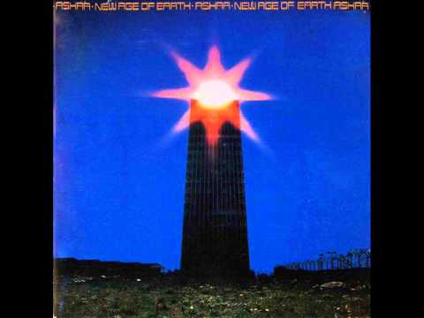 Ash Ra - New Age Of Earth (Full Album) 1976