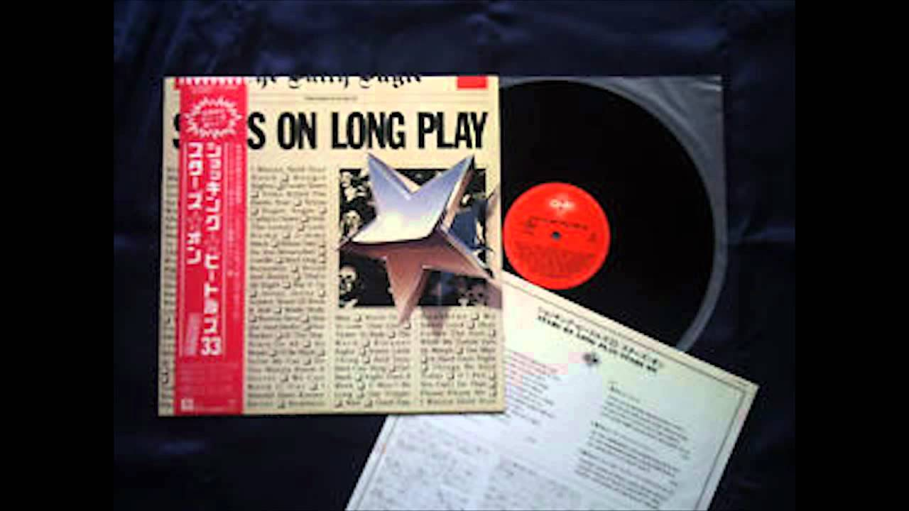 Stars On 45 Stars On Long Play 2 Track 3 Abba Medley Album Version Starsound 1981 - YouTube