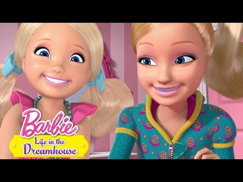 Life in the Dreamhouse -- Fan Mail | Barbie - Stacie and Chelsea answer fan mail from the Barbie blog.