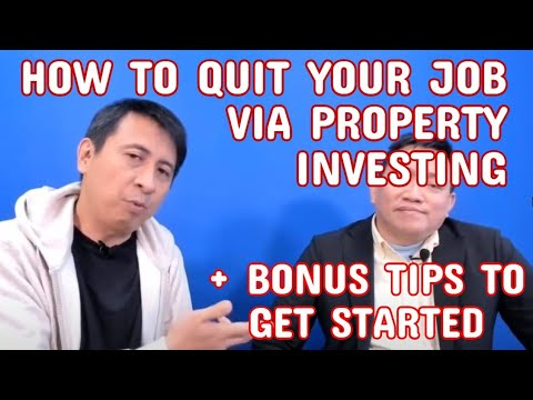 Видео: How to quit your job via property investing - Success Live interview with Brother Bo Sanchez