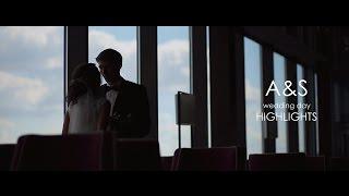 Свадебный клип Антона и Светланы