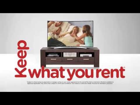 Rent & Keep it at Radio Rentals