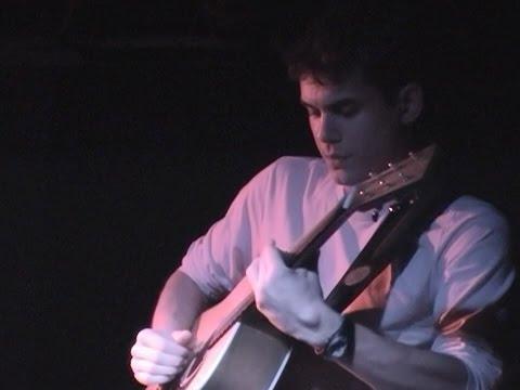 John Mayer - 3/25/01 - Tempe, AZ - [From Master Hi8/60fps] - Big Fish Pub