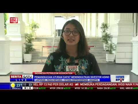 Hari Ini Jokowi Buka IPA Convention And Exhibition Ke-42