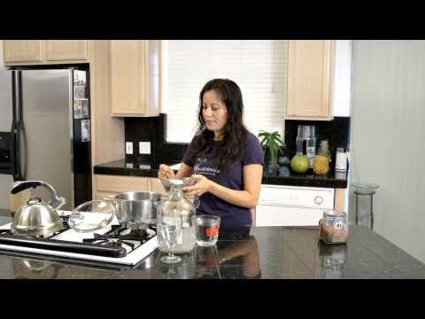 Como Preparar Te de Linaza y sus Beneficios - Flaxseed Tea