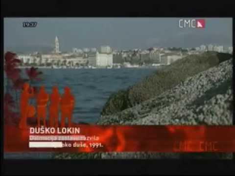 Dusko Lokin - Dalmacija zastvu razvila SPOT