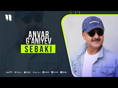 Anvar G'aniyev - Sebaki