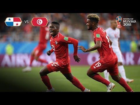 Panama Goal - Panama v Tunisia- MATCH 46