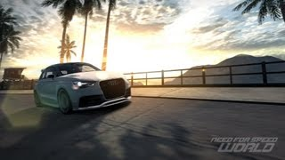 need for speed world audi a1 clubsport quattro review hd