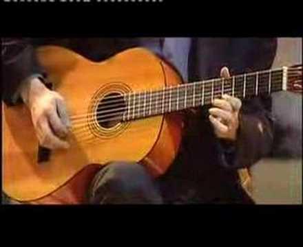 Terak Bostan (Uyghur Folk Music by Guitar)