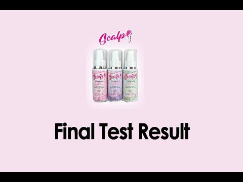 SCALPI Final Test Result