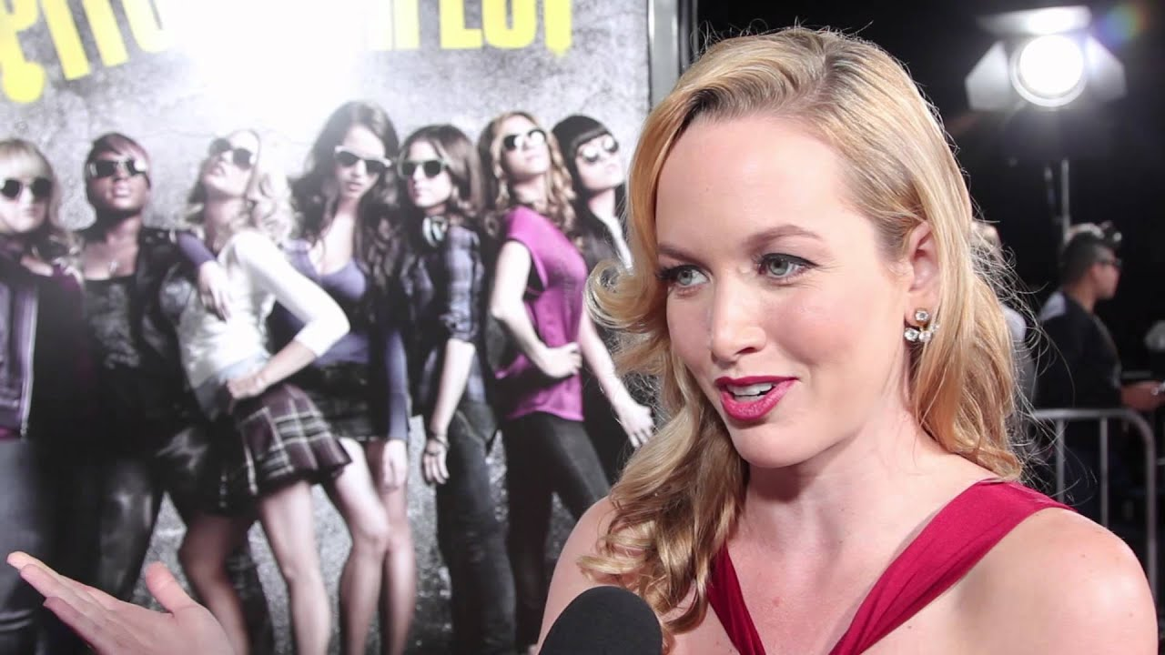 'Pitch Perfect' Premiere Highlights - YouTube