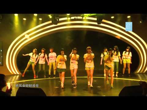 [HD DVD] SNH48 Team SII stage A5 - M13 破球鞋 Ano Koro no Sneaker