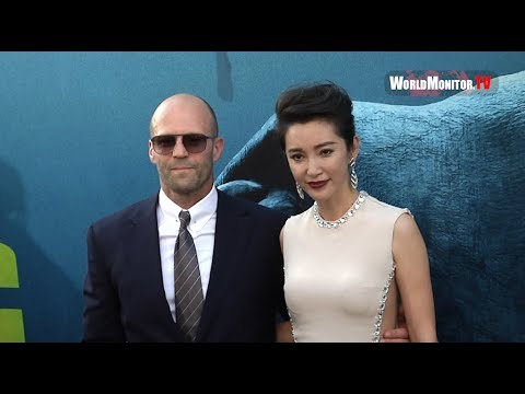 Jason Statham, Li Bingbing, Ruby Rose and More 'The Meg' Film Premiere in LA
