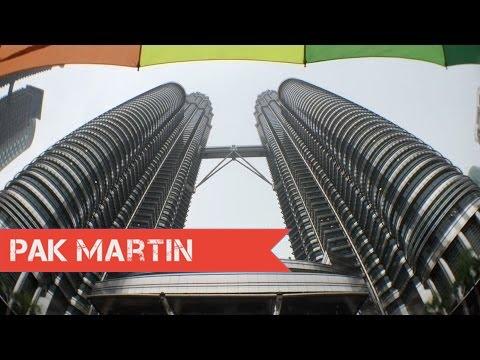 Menara Petronas di Kuala Lumpur, Malaysia | Vlog 231