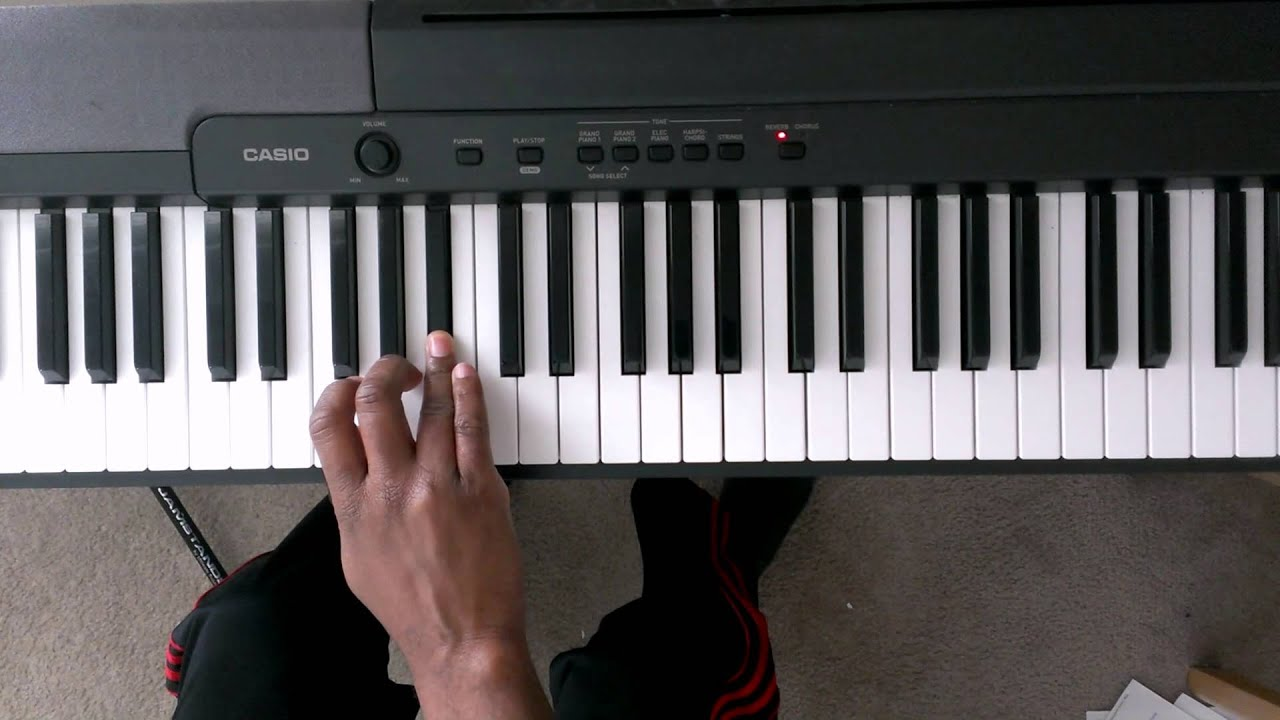 Major scales how to play f major scale four octaves on piano major scales how to play f major scale four octaves on piano right and left hand hexwebz Images