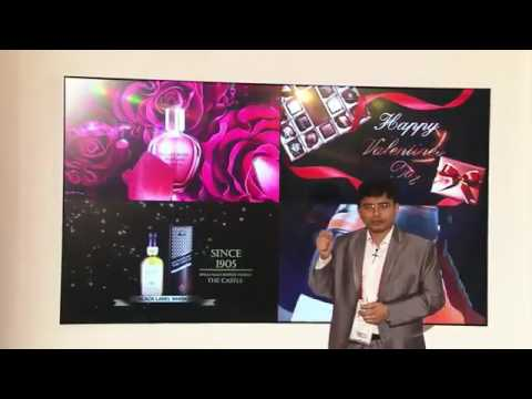 LG's Information display products and Solutions - Grand Tech Seminar