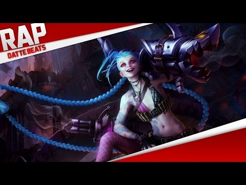 Rap da Jinx (League of Legends) | DatteBeats RapGame 01