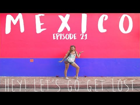 Hitchhiking Mexico | SOLO FEMALE TRAVELER | Ep. 21 | Hitchhiked a ride from a DRUG TRAFFICKER