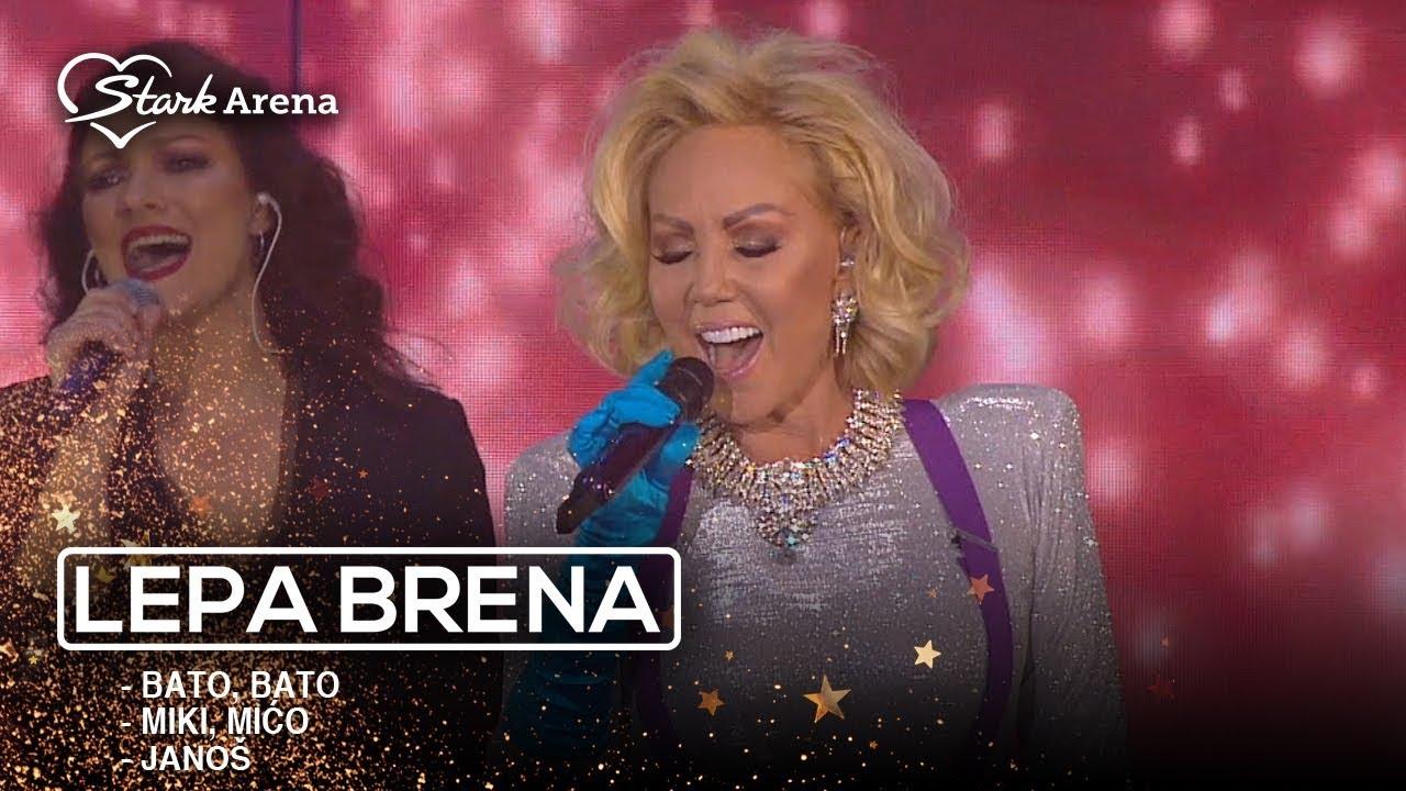 Lepa Brena - Bato, Bato / Miki, Mico / Janos - (LIVE) - (Stark Arena 20.10.2018.)