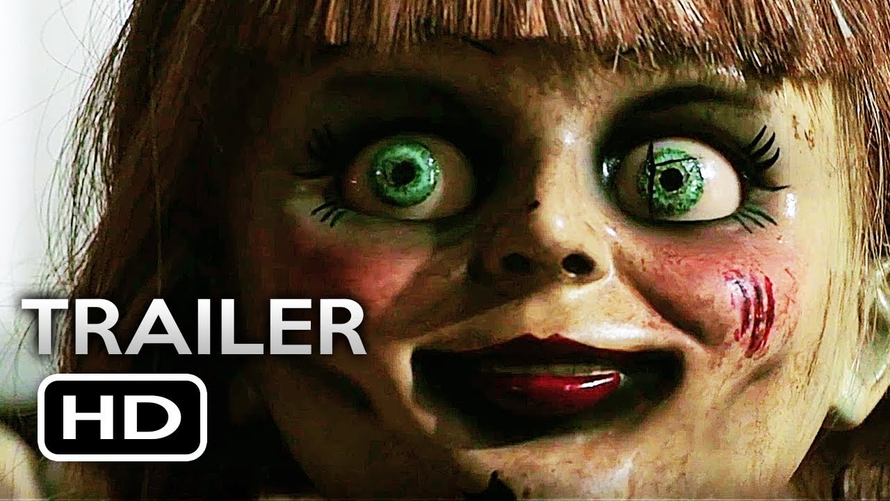 ANNABELLE COMES HOME Official Trailer (2019) Annabelle 3 Horror Movie HD