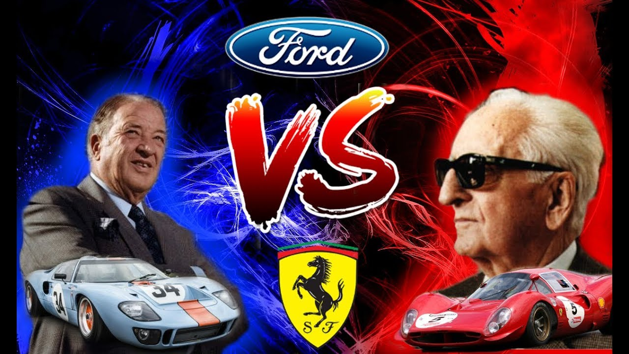 Ep17 The 24 Hour War The Full Story Of Ford Vs Ferrari At Le Mans 1963 1969 Youtube