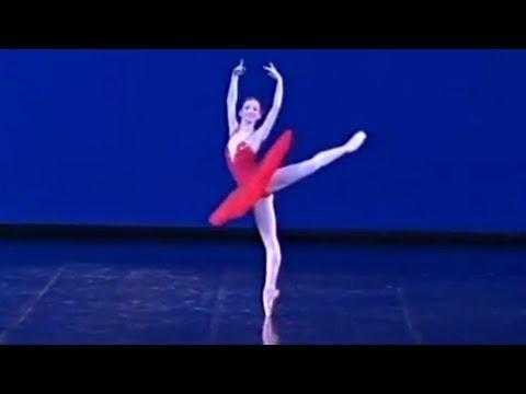 Evgenia Obraztsova - Kitri Variation (Don Quixote)