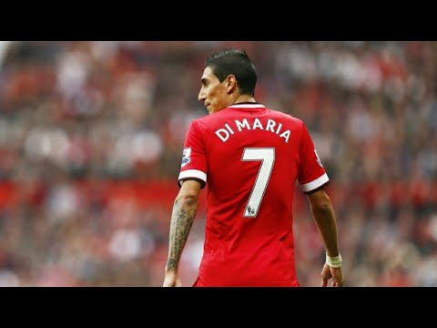 Angel DI Maria's First Goal For Manchester United || Man-u Vs QPR HD 720p