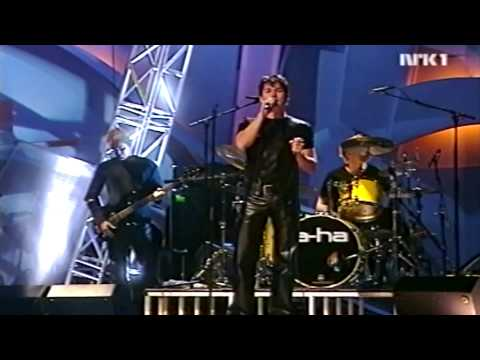 A-ha - Difference - Live Nobel Peace Prize Concert - 2001 [HD]