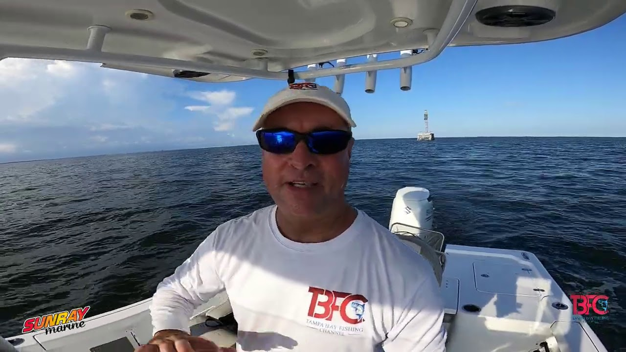 Friday Fishing Forecast 9/18/20!  Also talking about how to tell hard bottom from soft bottom