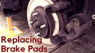 Toyota Corolla - Front Brake Pad Replacement