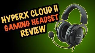 HyperX Cloud II Gaming Headset Review