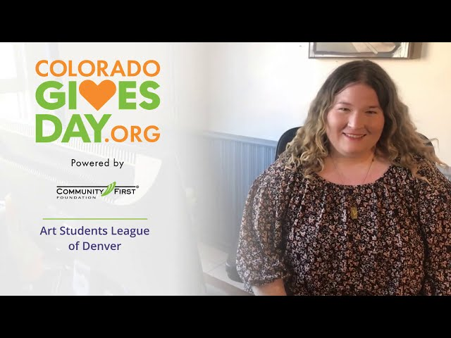 ASLD needs your help on Colorado Gives Day 2020