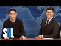 Weekend Update: Pete Davidson on Going Bald - SNL