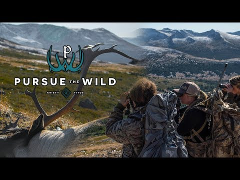 Caribou Hunting In British Columbia With Kristy Titus